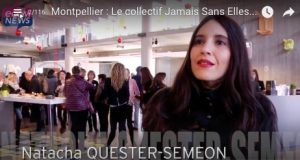 [Video] Lancement du hub #JamaisSansElles en Occitanie par EcomNews