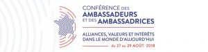 [Video] The ambassadors and ambassadresses' conference is #JamaisSansElles