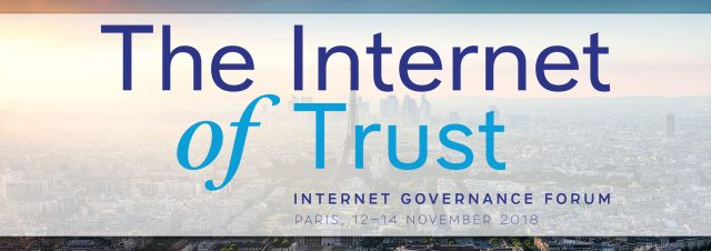 Internet Governance Forum: Reclaiming ICTs  for a More Humane World