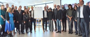 Le groupe Dentsu Aegis Network France s'engage avec #JamaisSansElles
