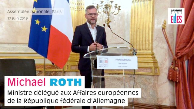 """Speech of Michael Roth – Symposium """"For Shared Governance"""", National Assembly"""